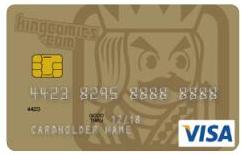 漫畫帝國Visa金卡