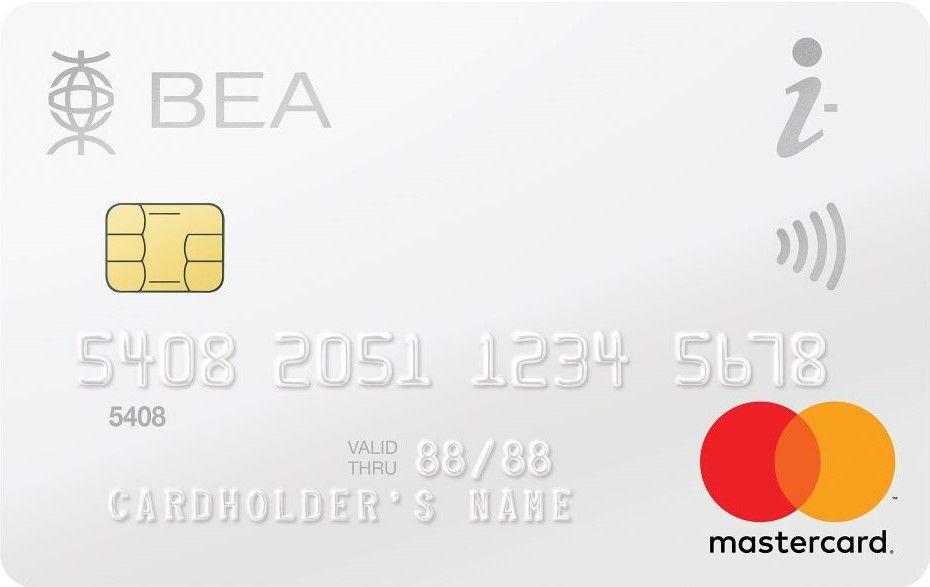 東亞銀行 i-Titanium 卡