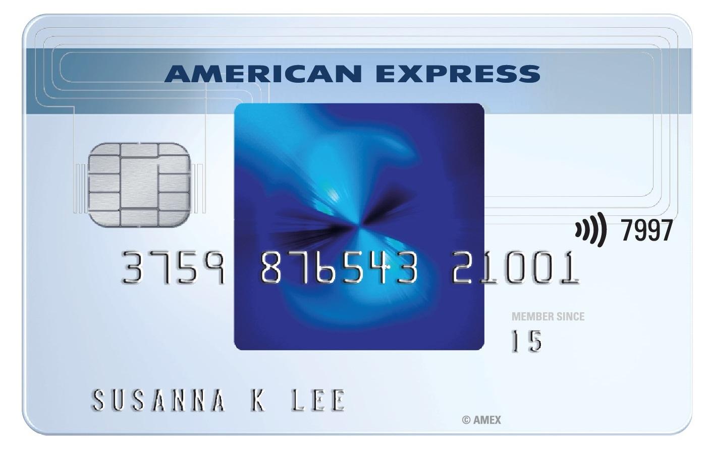 美國運通Blue Cash<sup>SM</sup>信用卡