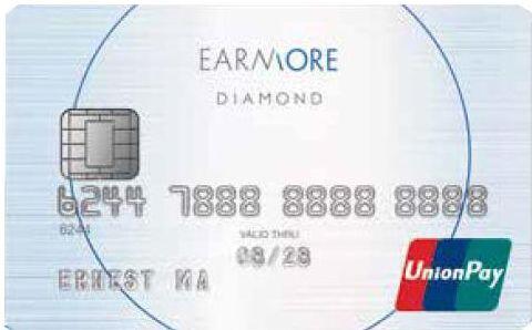 EarnMORE银联卡